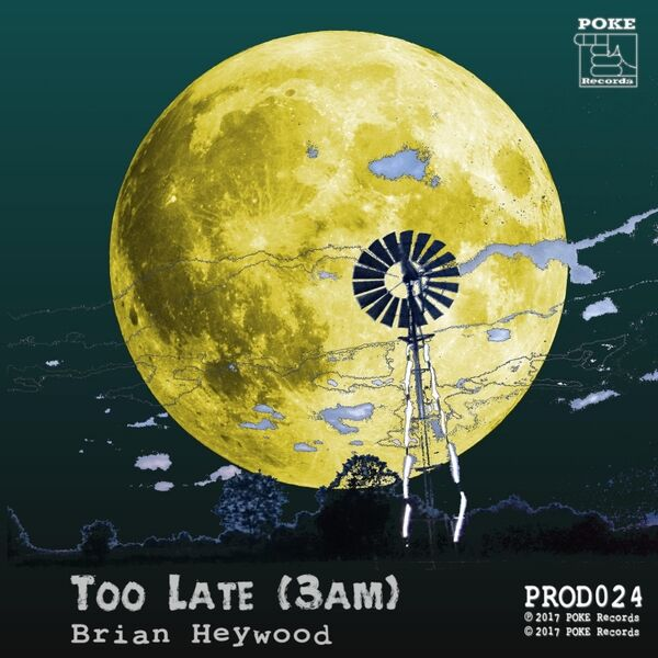 Cover art for Too Late (3AM)