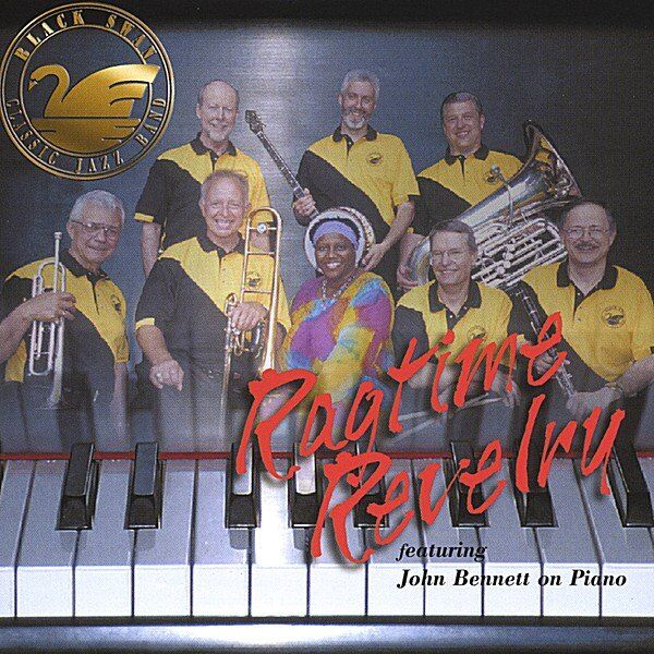 Cover art for Ragtime Revelry
