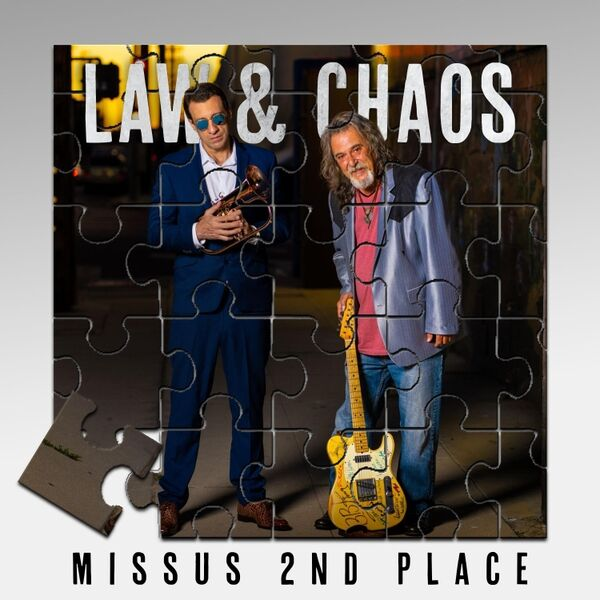 Cover art for Missus 2nd Place