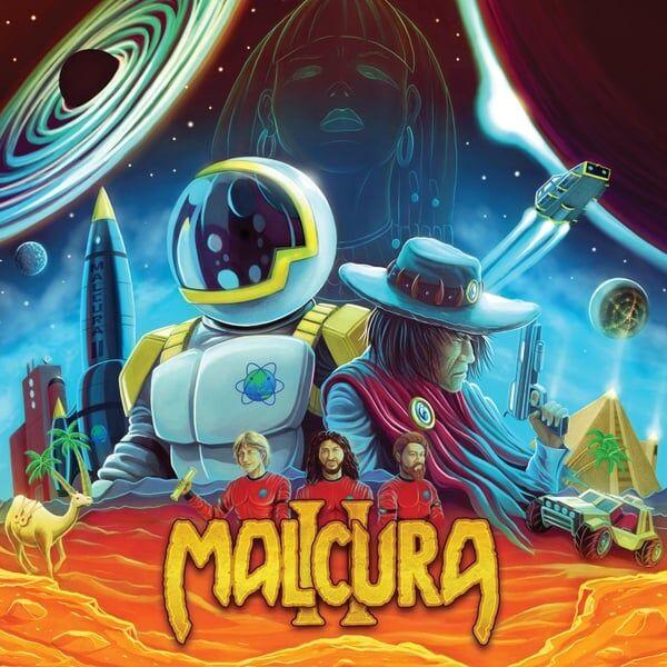 Cover art for Malcura II