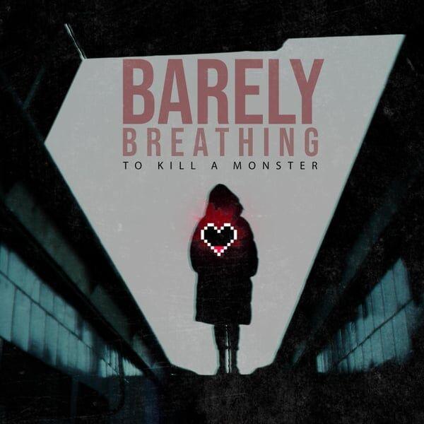 Cover art for Barely Breathing