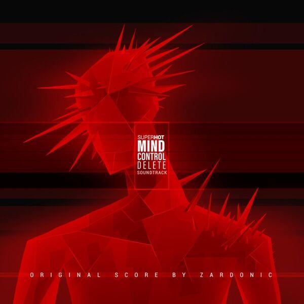 Cover art for Superhot: Mind Control Delete Soundtrack