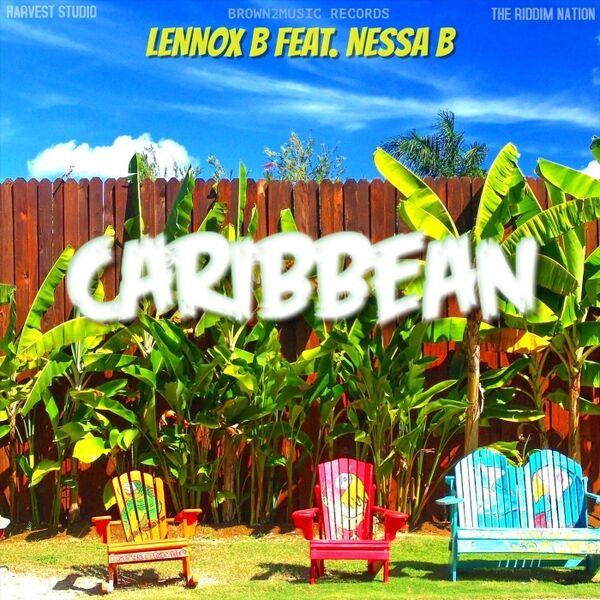 Cover art for Caribbean