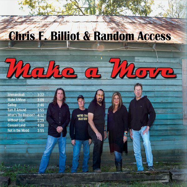 Cover art for Make a Move