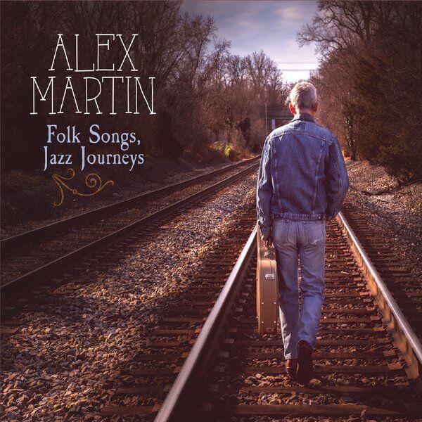 Cover art for Folk Songs, Jazz Journeys