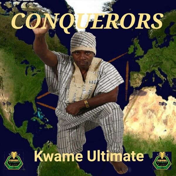 Cover art for Conquerors