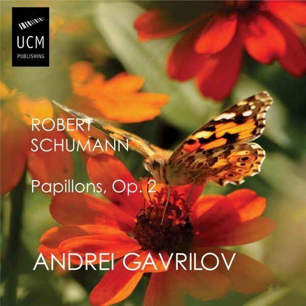 Cover art for Robert Schumann: Papillons, Op. 2