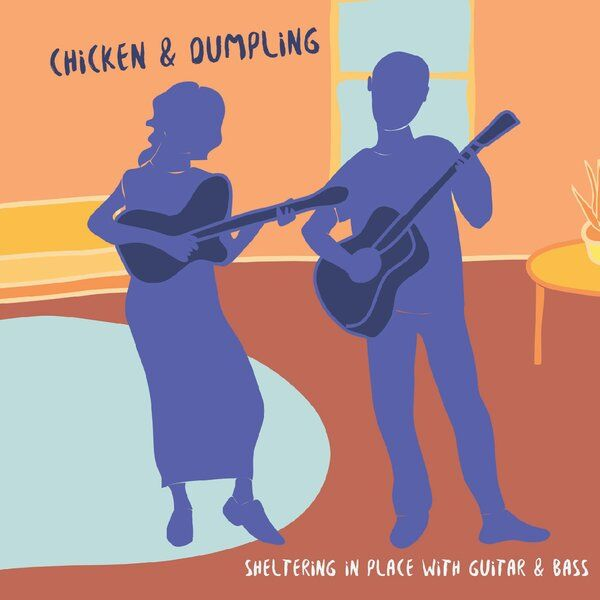 Cover art for Sheltering in Place with Guitar & Bass