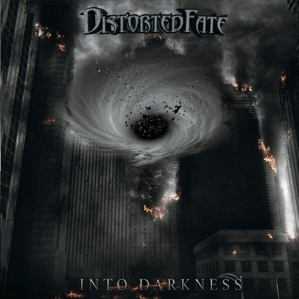 Cover art for Into Darkness