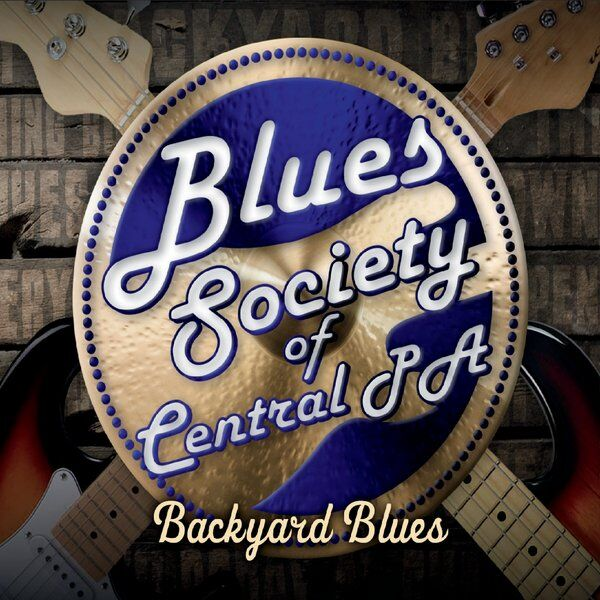 Cover art for Backyard Blues