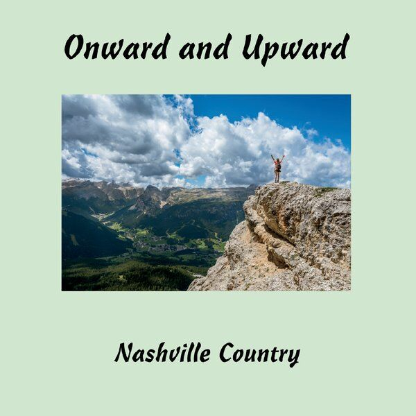 Cover art for Onward and Upward