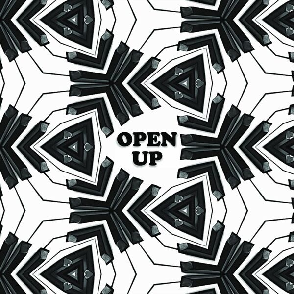 Cover art for Open Up