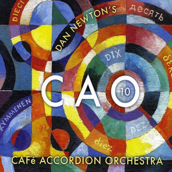 Cover art for CAO 10