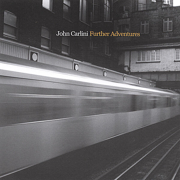 Cover art for Further Adventures