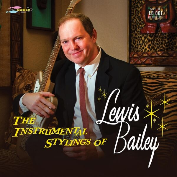 Cover art for The Instrumental Stylings of Lewis Bailey