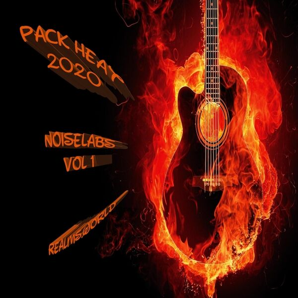 Cover art for Pack Heat: Noise Labs, Vol. 1