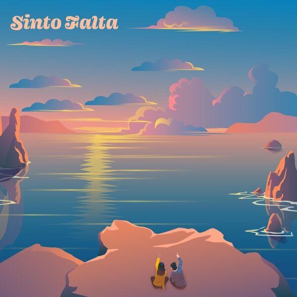 Cover art for Sinto Falta