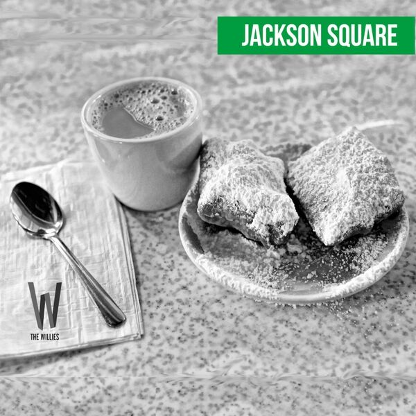Cover art for Jackson Square