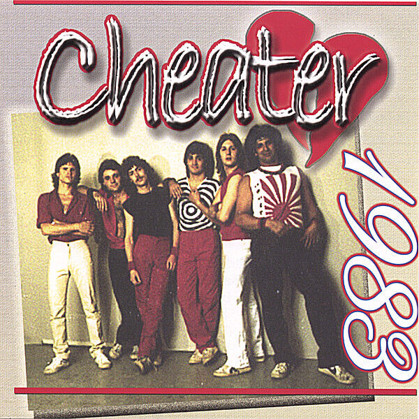 Cover art for Cheater-1983
