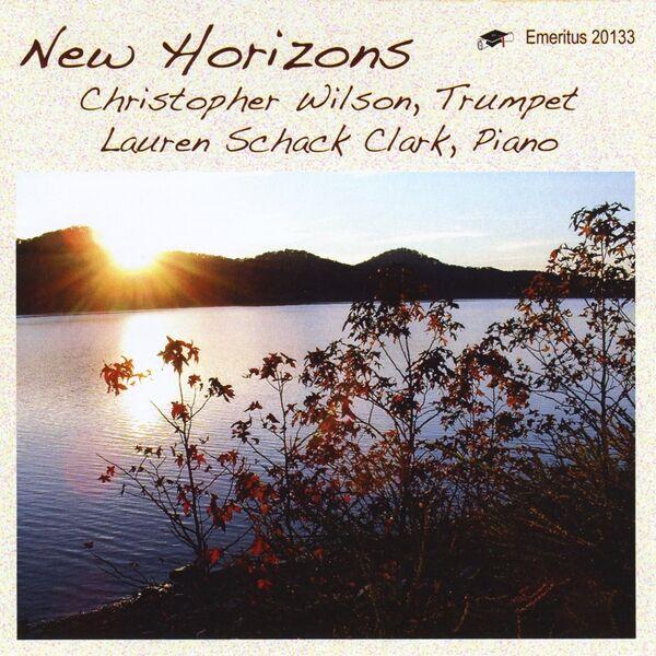Cover art for New Horizons
