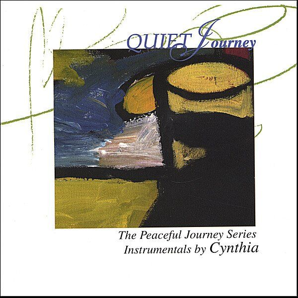 Cover art for Quiet Journey