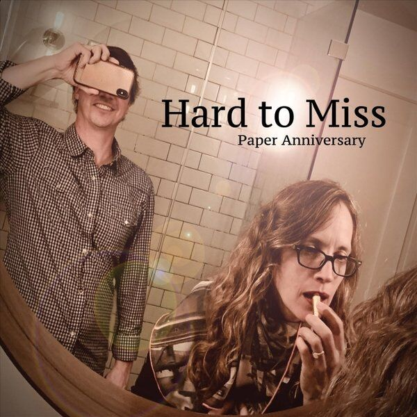 Cover art for Hard to Miss