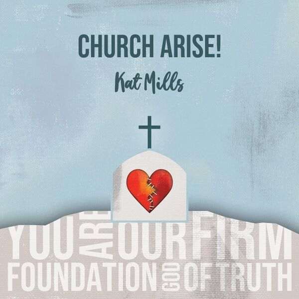 Cover art for Church Arise!