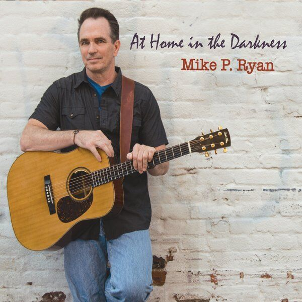 Cover art for At Home in the Darkness