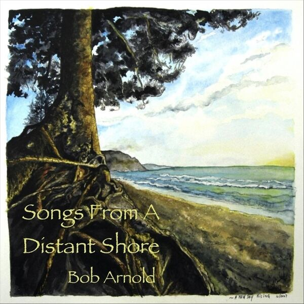 Cover art for Songs from a Distant Shore