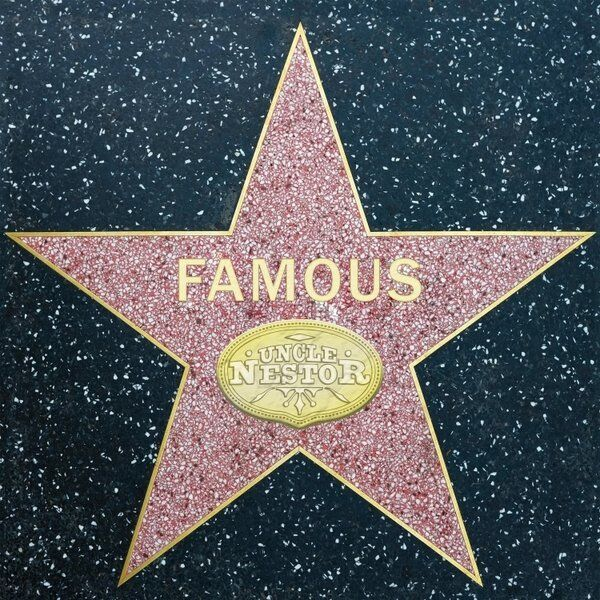 Cover art for Famous