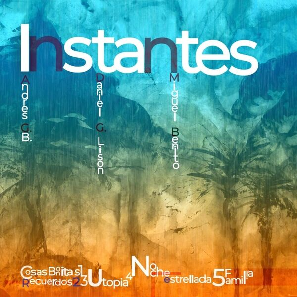 Cover art for Instantes