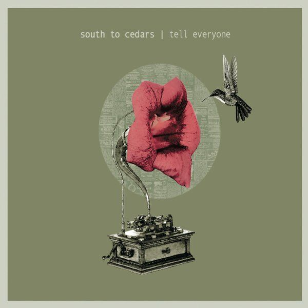 Cover art for Tell Everyone