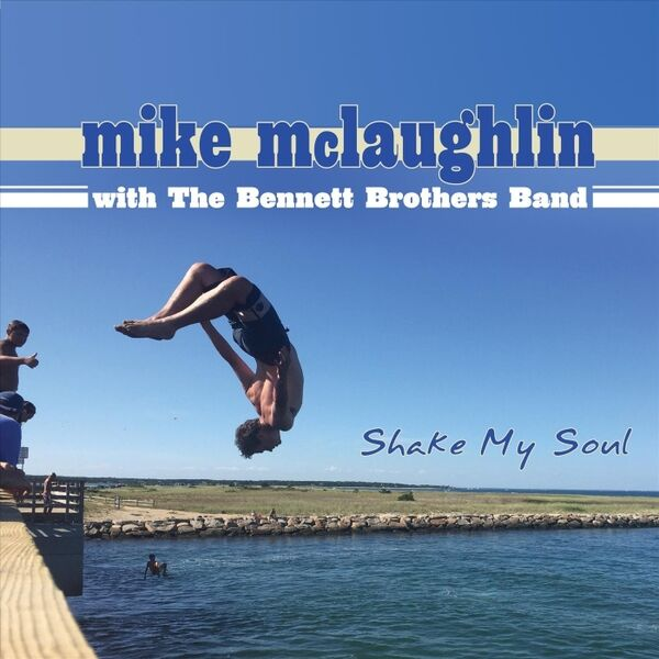 Cover art for Shake My Soul