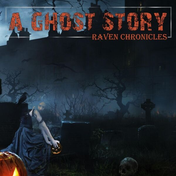 Cover art for A Ghost Story
