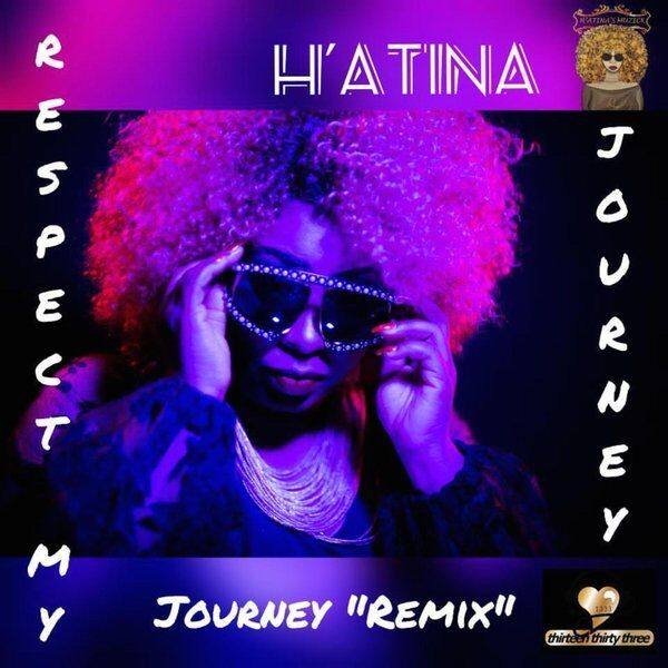 Cover art for Journey Respect My Journey Remixes
