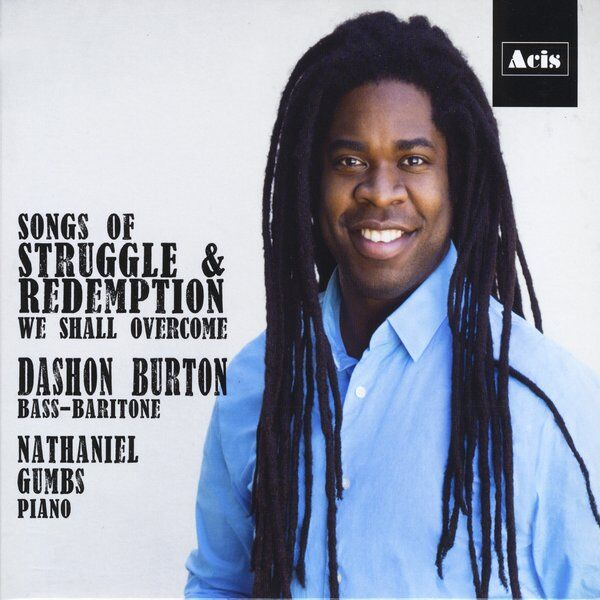 Cover art for Songs of Struggle & Redemption: We Shall Overcome