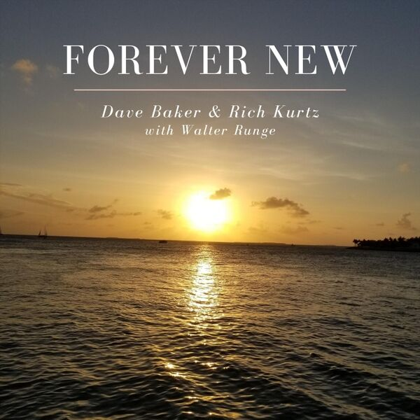 Cover art for Forever New
