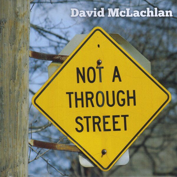 Cover art for Not a Through Street