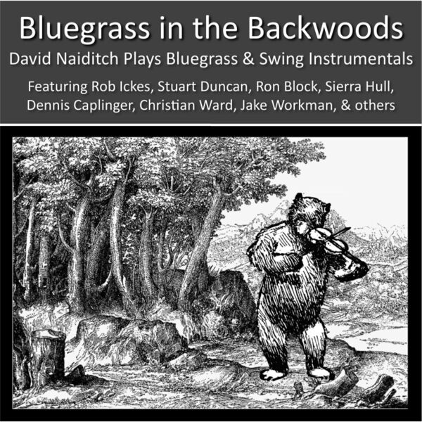Cover art for Bluegrass in the Backwoods