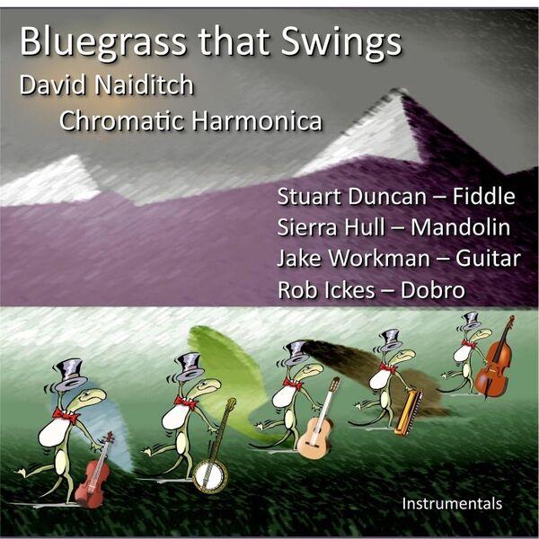 Cover art for Bluegrass That Swings