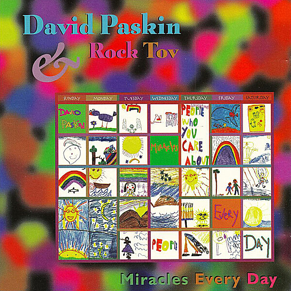 Cover art for Miracles Every Day