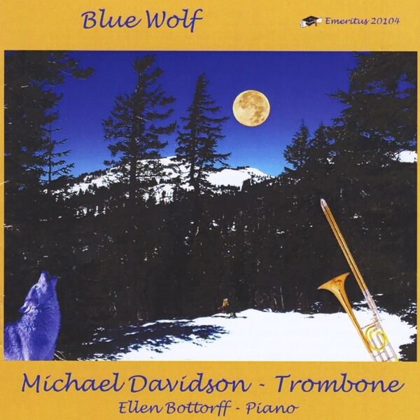 Cover art for Blue Wolf