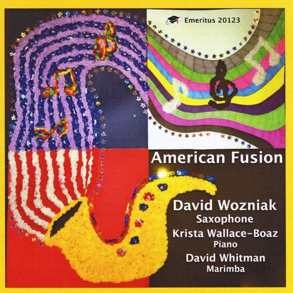 Cover art for American Fusion