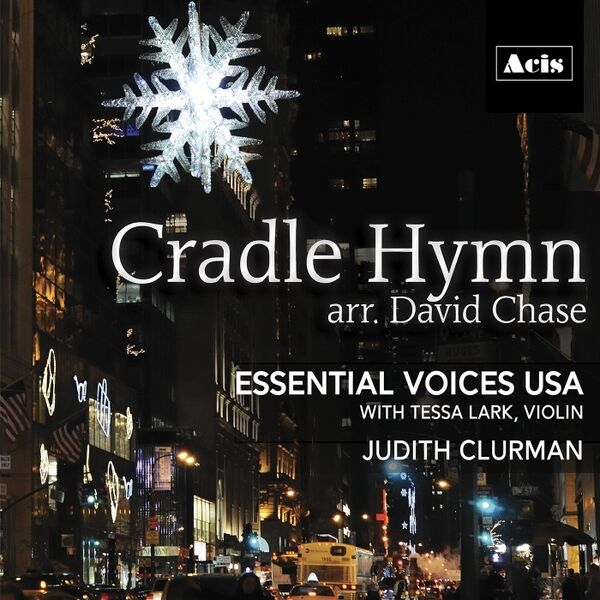 Cover art for Cradle Hymn