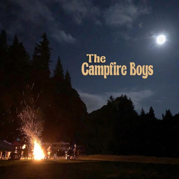 Cover art for The Campfire Boys