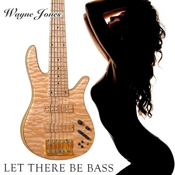 Cover art for Let There Be Bass