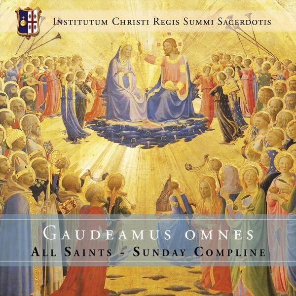 Cover art for Gaudeamus Omnes