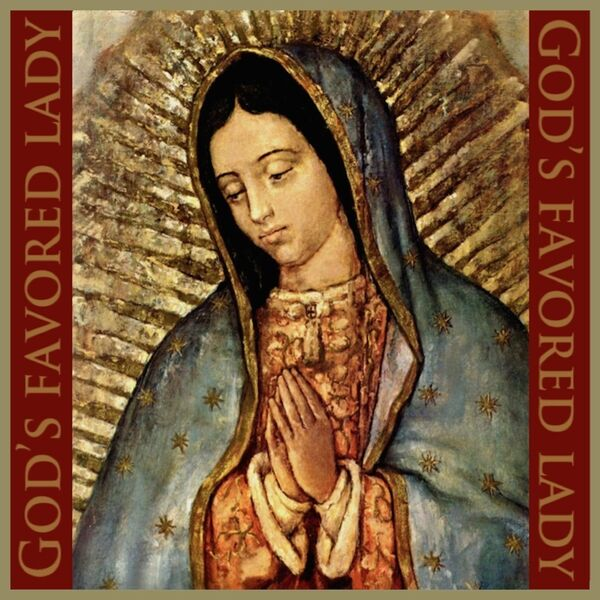 Cover art for God's Favored Lady