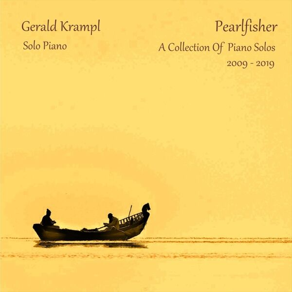 Cover art for Pearlfisher: A Collection of Piano Solos 2009 - 2019