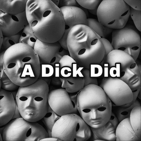 Cover art for A Dick Did